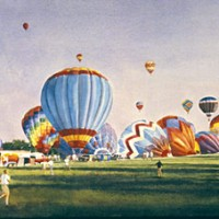 Balloon Rally