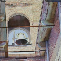 Shift Change Bell At Rocky Mount Mills